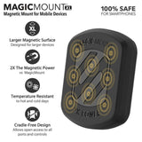 Scosche MAGTFM2, MagicMount Magnetic Flush Mount For Tablets & Other Devices