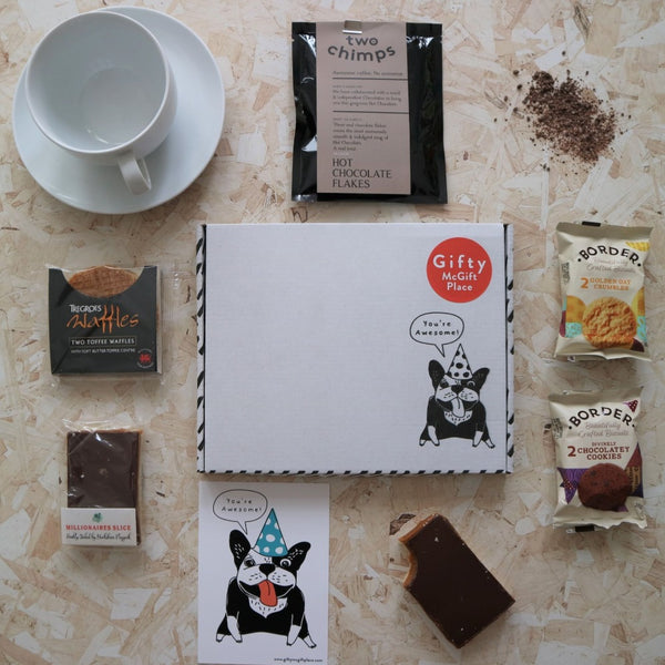 Hot Chocolate Gift Hamper - Small