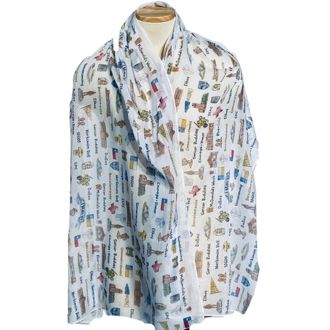 St. Mark's Icon Scarf