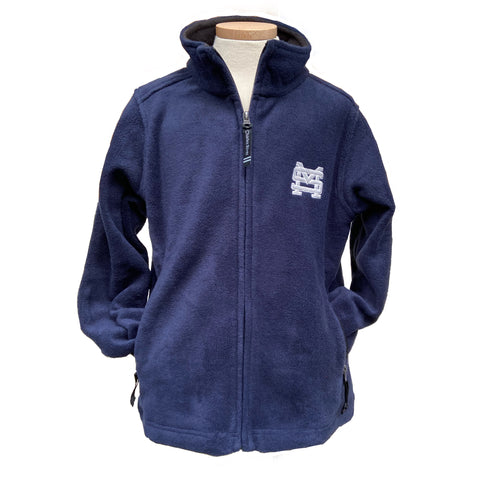 Boys' Full Zip Fleece Jacket