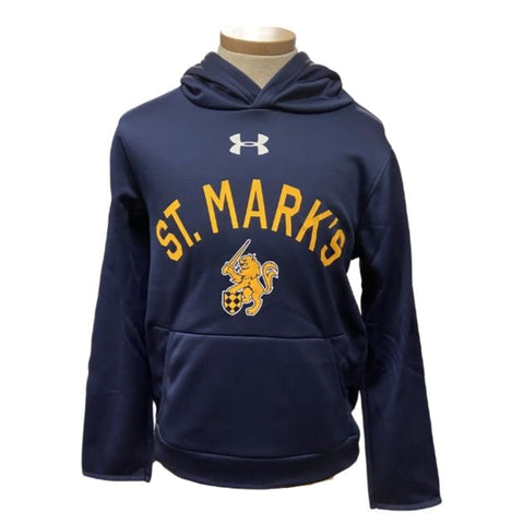Under Armour Boys' Performance Hoodie