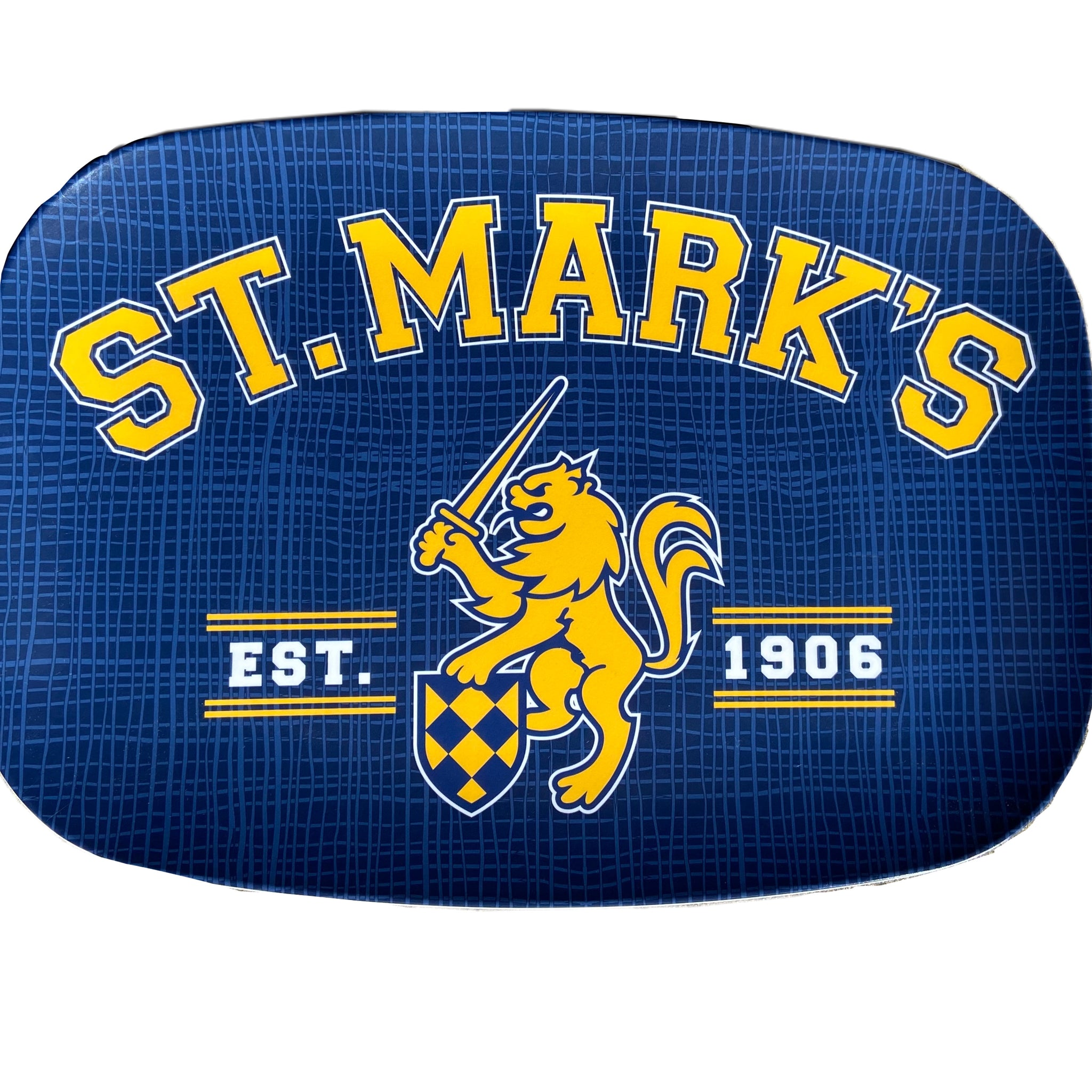 St. Mark's Melamine Tray