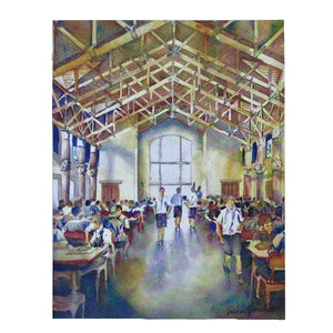 Great Hall Notecards