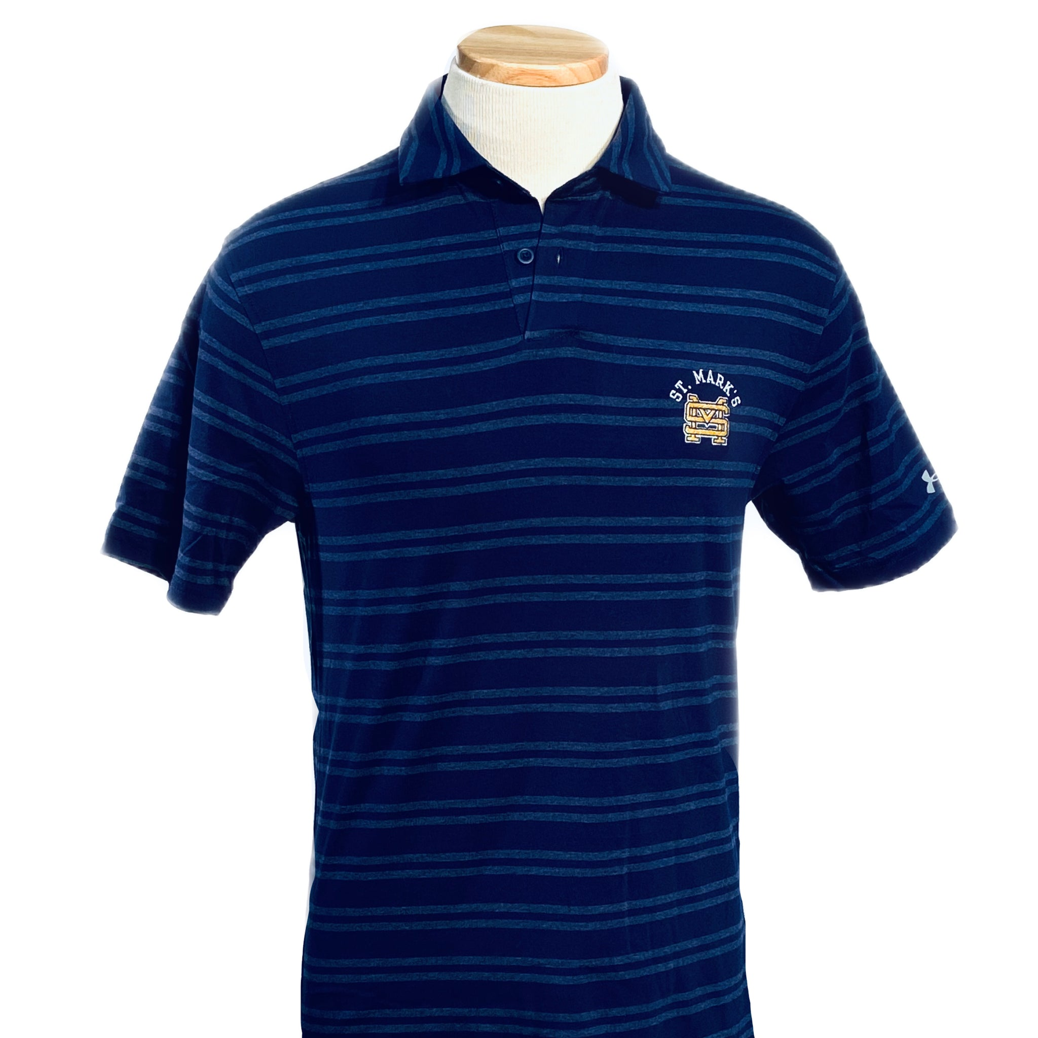 Under Armour Performance Striped Polo