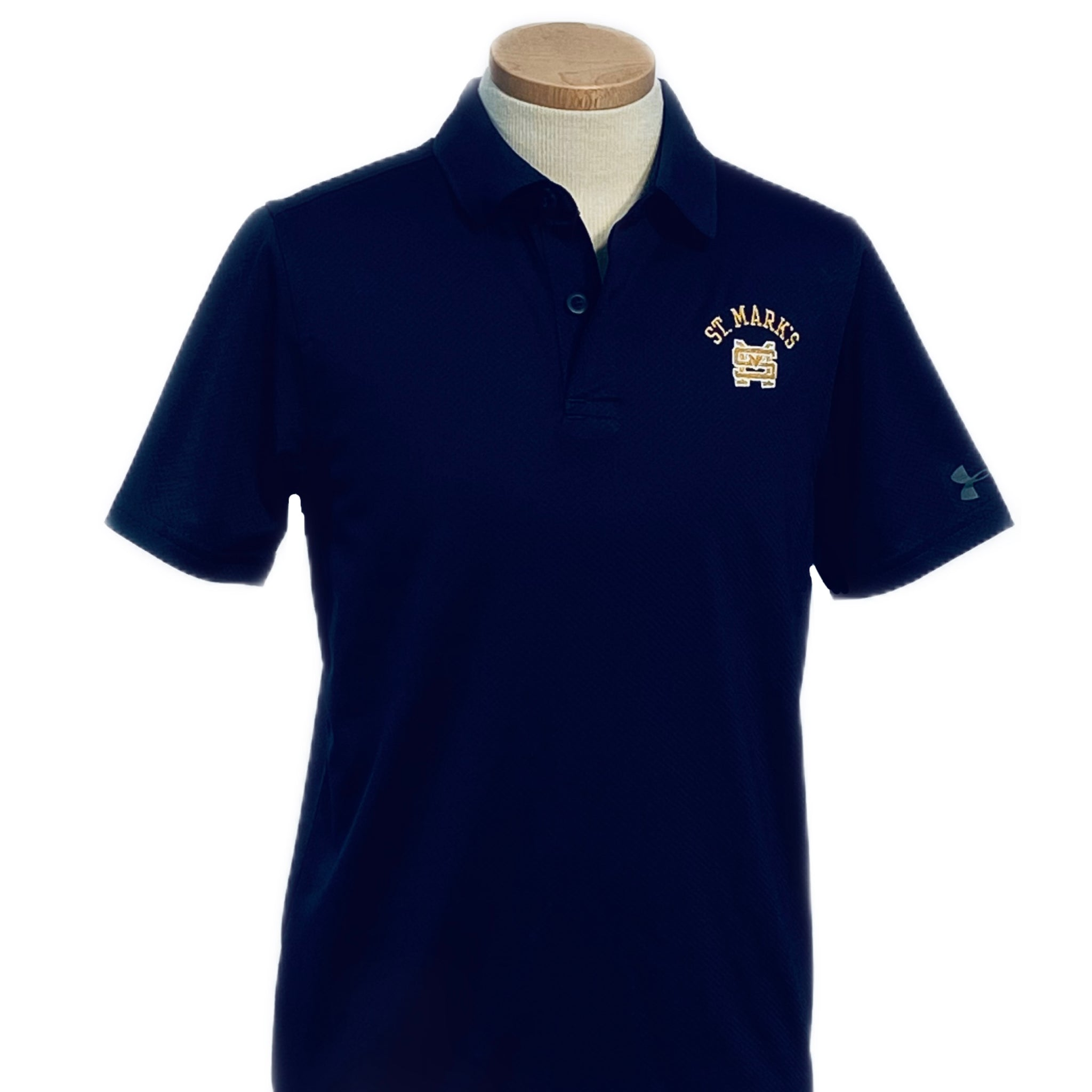 Under Armour Boys' Performance Polo