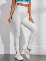 Wideband Waist Sports Leggings-Just Women Leggings