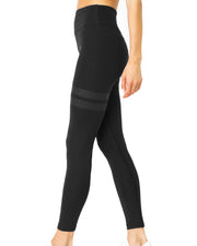 Black Ashton Legging 2021-Just Women Leggings