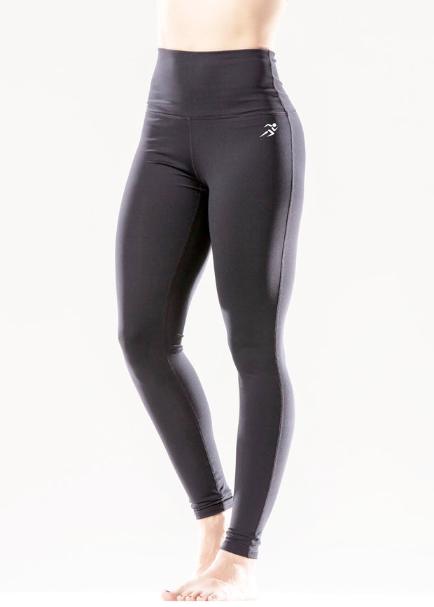 High-Waisted Full-Length Legging-Just Women Leggings