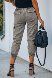 Cargo Leggings with Pockets