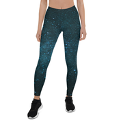 Night Sky Galaxy Leggings