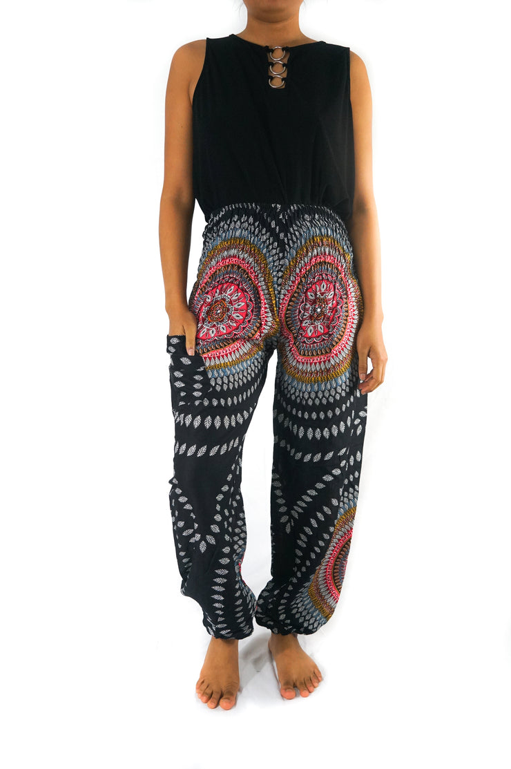 Black Lotus Women Harem Pant
