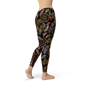 Womens Dreamcatcher Legging 2021-Just Women Leggings