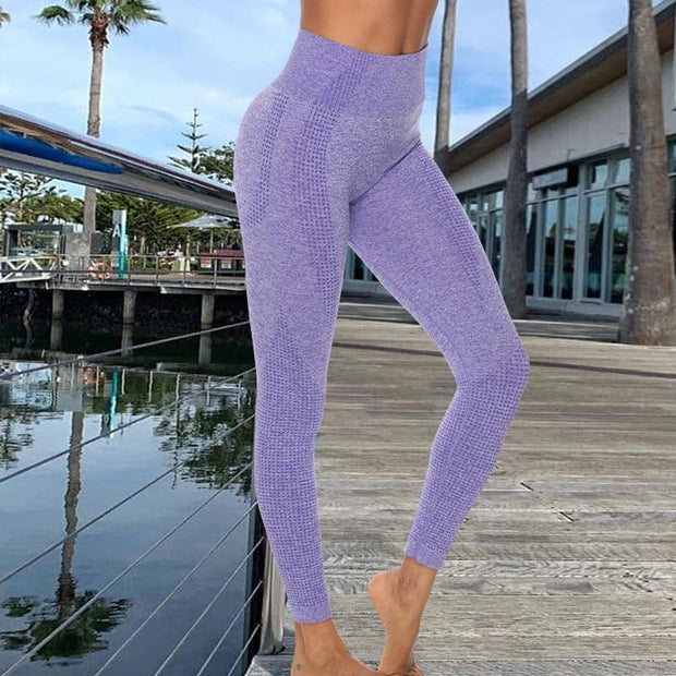 Breathable Women Seamless Legging