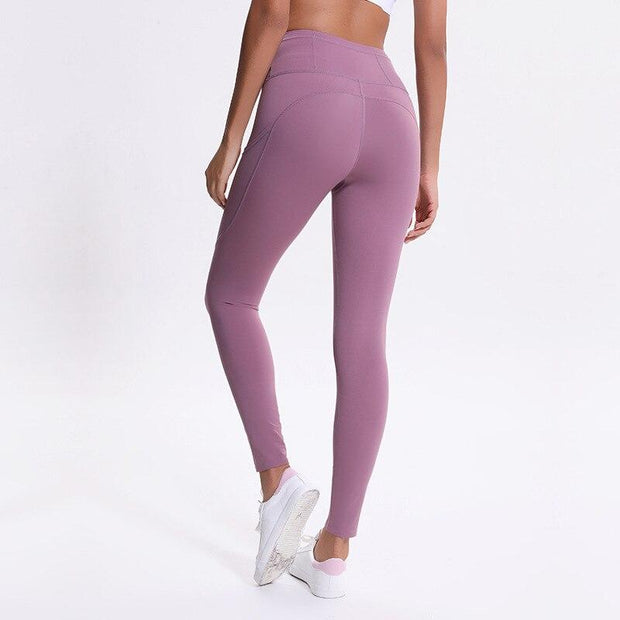 Women Sports Gym Leggging-Just Women Leggings