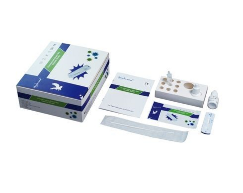COVID-19 ANTIGEN LATERAL FLOW RAPID TEST KIT PACK 20 HEALGEN