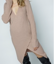 Load image into Gallery viewer, Sweater Dresses