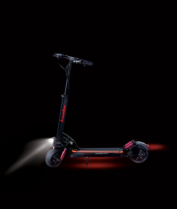 2019 KWHEEL Skywalker 8S single drive 8inch solid tire foldable electric scooter