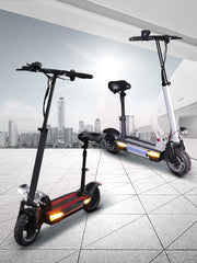 48V26AH electric scooter with seat Powerful 48V500W Motor-Pro eRiders