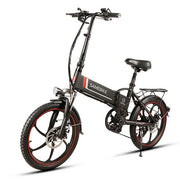20Inch Folding Electric Bike Power 350W Motor Conjoined Rim 2020-Pro eRiders