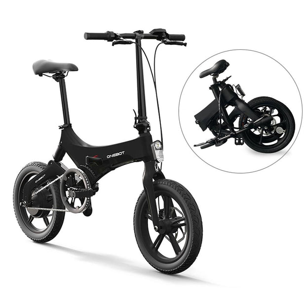 16 Inch Folding Electric Bicycle 250W-Pro eRiders