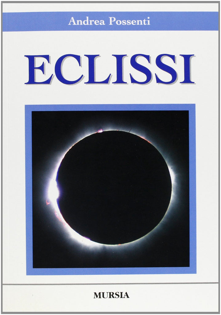 Possenti A.: Eclissi (con allegato CD-Rom)