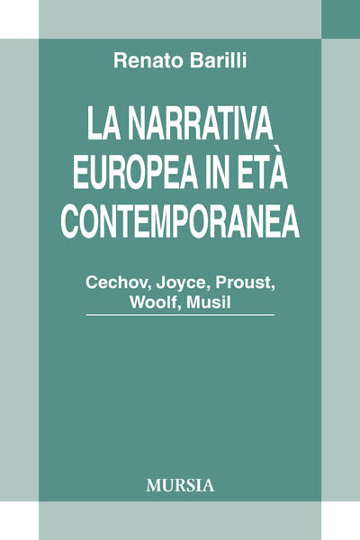 Barilli R.: La narrativa europea in eta' contemporanea