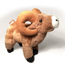 Load image into Gallery viewer, Bighorn Sheep Plush