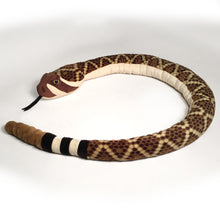 Load image into Gallery viewer, Rattlesnake Plush