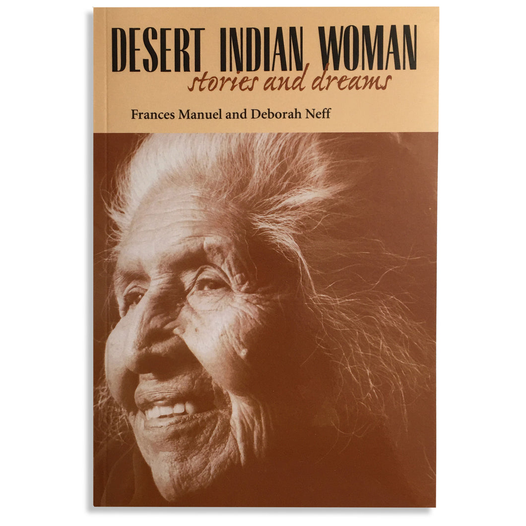 Desert Indian Woman