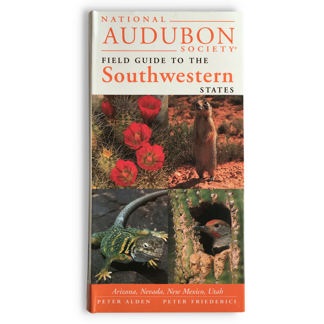 National Aububon Society Field Guide to the Southwestern States