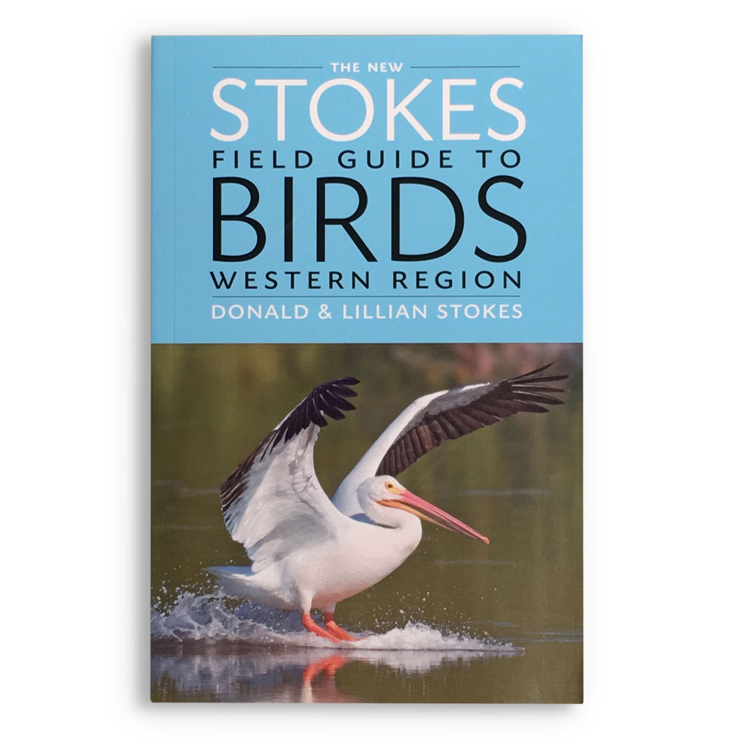 Stokes Field Guide to Birds Western Region