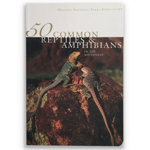 50 Common Reptiles & Amphibians of the Southwest