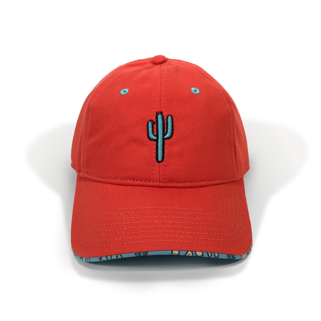 Embroidered Saguaro Cap