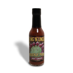 Prickly Pear Hot Sauce