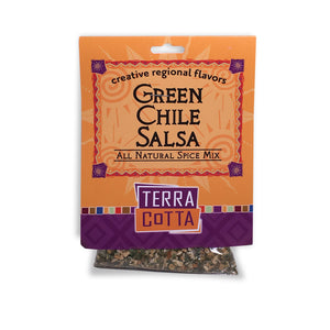 Terra Cotta Spice Mixes