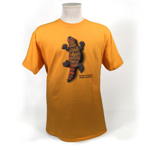 Gila Monster Adult T-Shirt