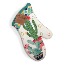 Load image into Gallery viewer, Cactus Kitchen Oven Mitt