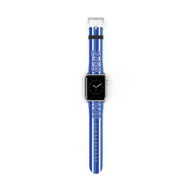 Zeta Phi Beta 1920 Watch Band