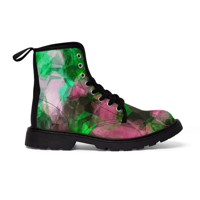 Alpha Kappa Alpha Women's Canvas Boots