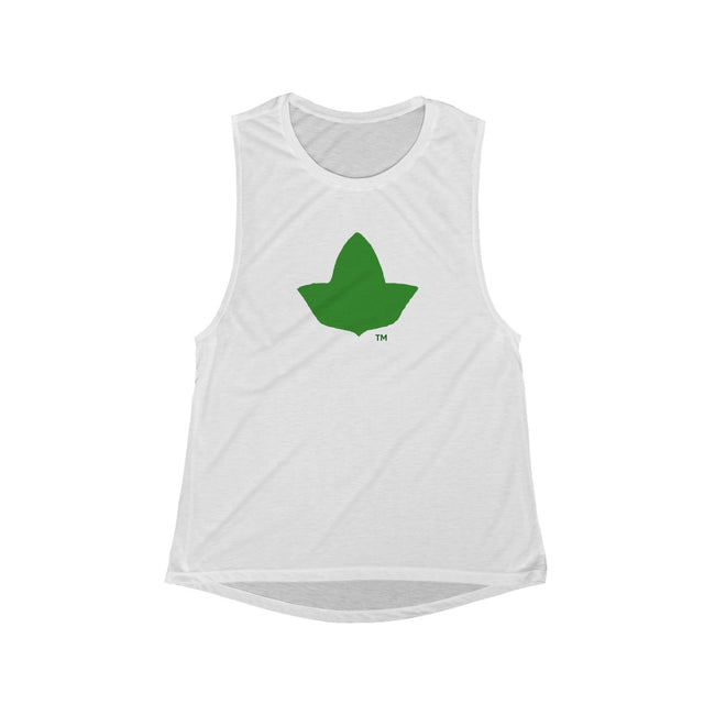 Alpha Kappa Alpha Sorority Flowy Scoop Muscle Tank