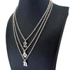Zeta Phi Beta Greek Letter Pendant