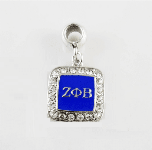 Zeta Phi Beta Charm - Unique Greek Store