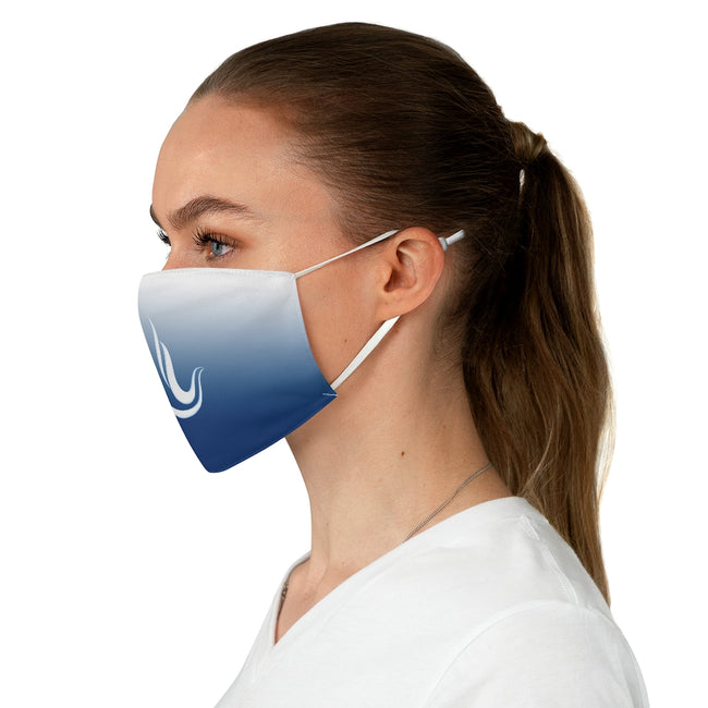 Zeta Phi Beta Dove Face Mask