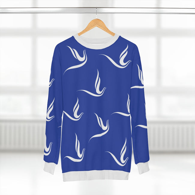 Zeta Phi Beta Sorority Dove Sweatshirt