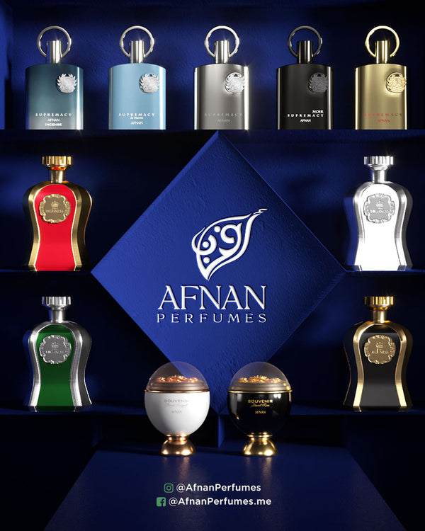 Afnan Perfumes highlights brand success in 2020