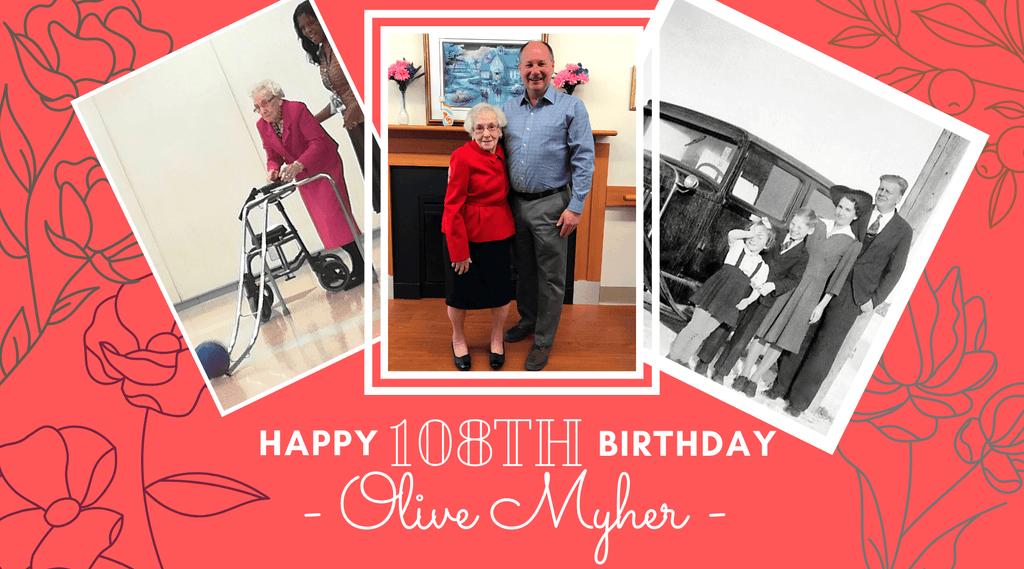 Olive Myhre – A Modern Inspiration at 108 Years Old