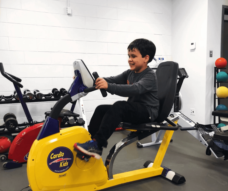 Making Movement a Priority from the Start: Fitneff Facilitates Donation from KidsFit