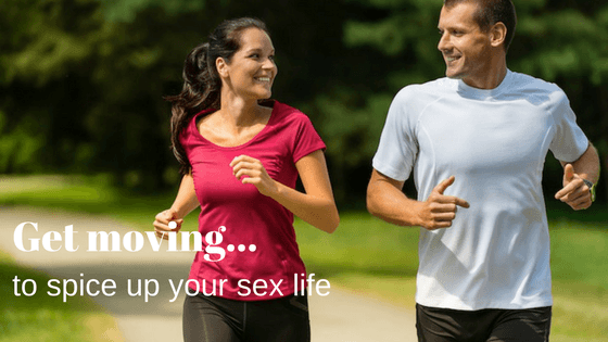 couples, moving, health, healthy living, active living, sex life, heart health, movement, fitness, active, spice it up,