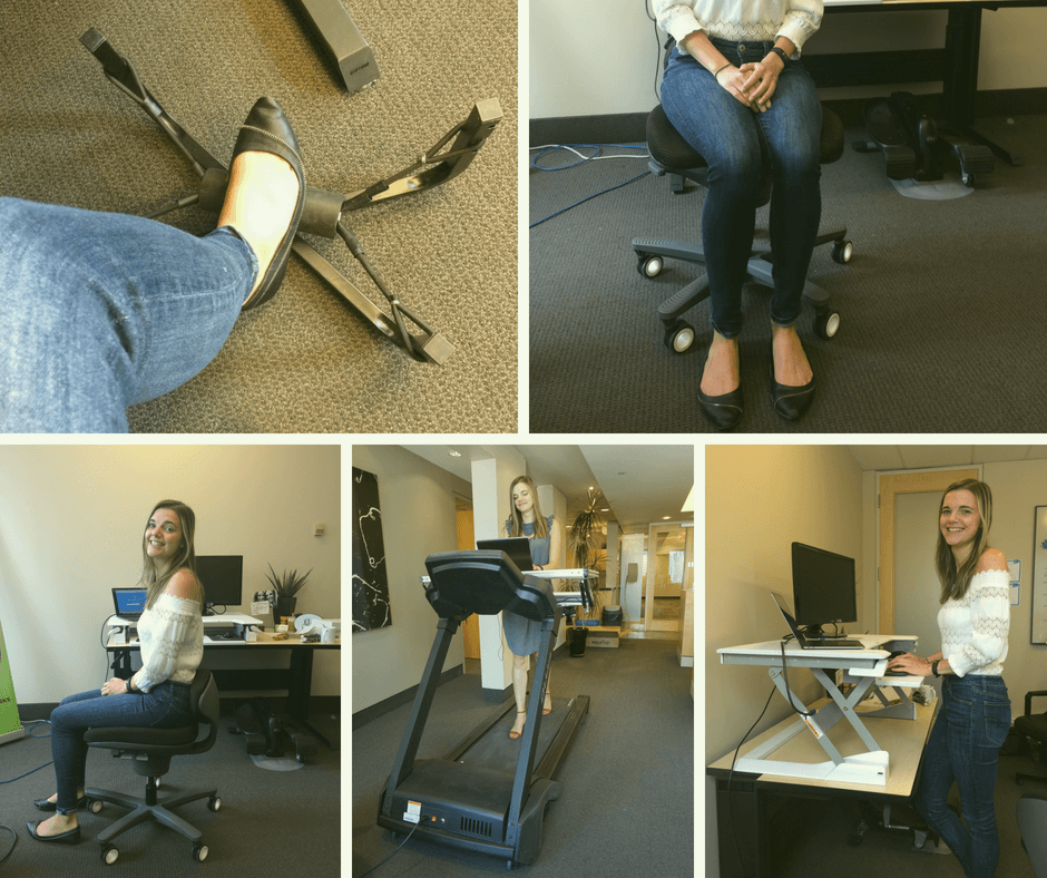 What It's Like to Work in a Moving Office