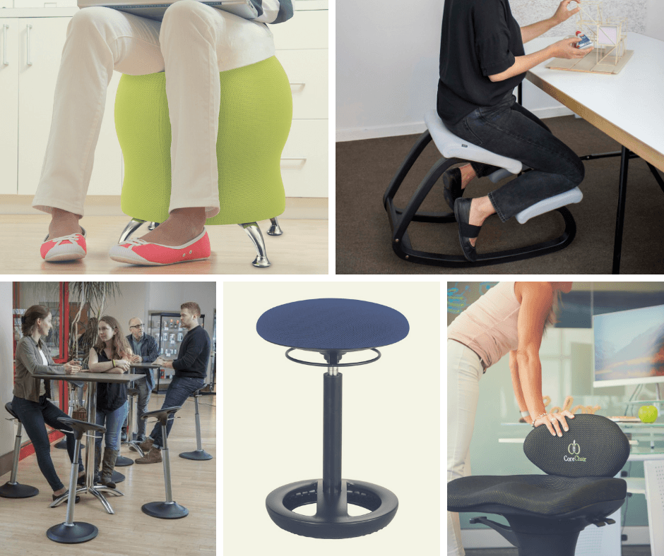 Five Active Chairs that are Better Than an Exercise Ball Fitneff Canada